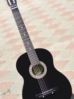Акустические и классические гитары - Акустическая гитара, производство Россия, 0