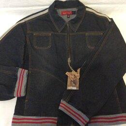Куртки и пуховики - Ветровка джинсовая.На13-14лет, 0