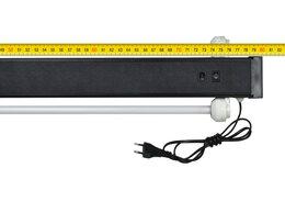 Оборудование для аквариумов и террариумов - Светильник для аквариума 80 см с лампами T5 (G5), 0