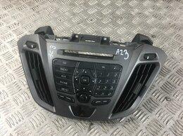 Электрика и свет - Блок управления магнитолой  форд Tourneo Custom, 0