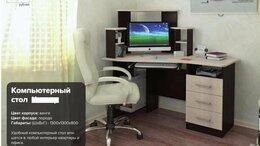 Компьютерные и письменные столы - компьютерный стол угловой новый, 0