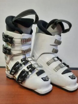 Ботинки - Ботинки горнолыжные Salomon X3-60T 31р., 0