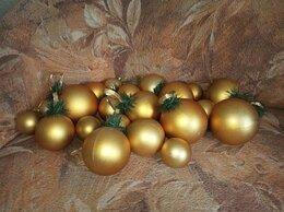 Ёлочные украшения - Ёлочные шары, 22 штуки, 0