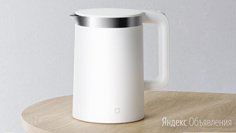 Чайник Xiaomi PRO с показателем температуры по цене 3900₽ - Прочая техника, фото 0