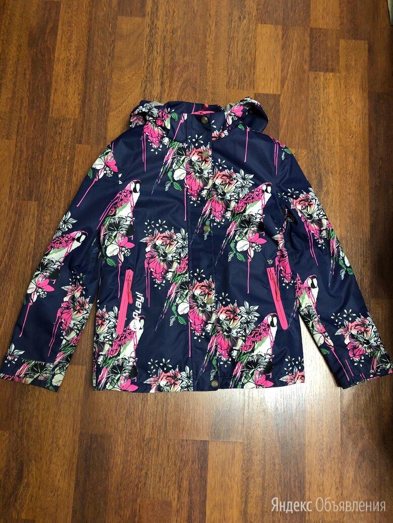 Продам куртку playtodey рост 140см по цене 1000₽ - Куртки и пуховики, фото 0
