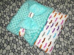 Постельное белье - Плед, одеяло, конверт на выписку, 0