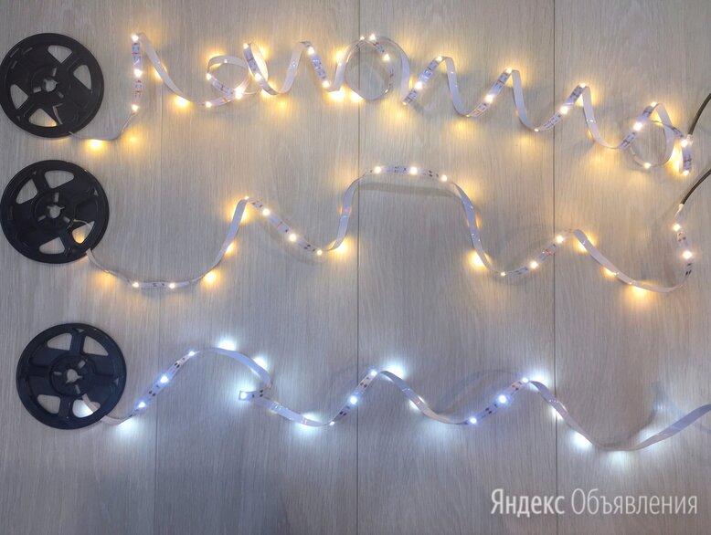 Светодиодные ленты USB теплого/холодного свечения по цене 200₽ - Светодиодные ленты, фото 0
