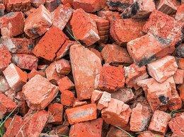 Кирпич - Бой кирпича, бой бетона, асфальтовый скол (614), 0