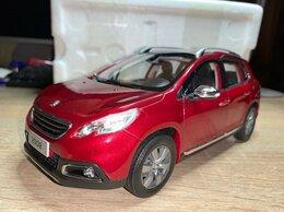 Модели - Peugeot 2008, 0