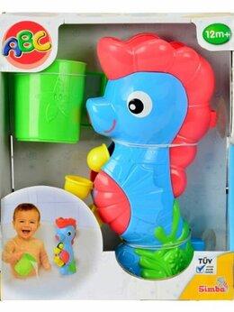 Игрушки для ванной - Игрушка для купания Морской конек Simba Новая, 0
