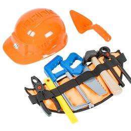 Детские наборы инструментов - Набор Пояс строителя , 0