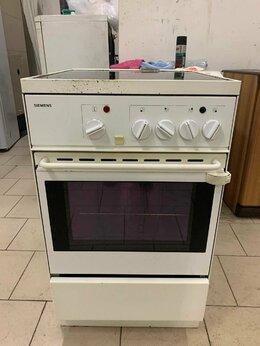 Плиты и варочные панели - Электрическая плита б/у Siemens HN28225, 0