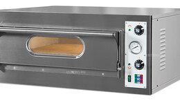 Жарочные и пекарские шкафы - Печь для пиццы Resto Italia START 6, 0