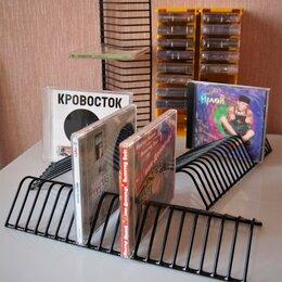 Кронштейны и стойки - Набор подставок под компакт-диски CD, 0