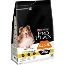 Корма  - Корм Purina Pro Plan Adult Light/Sterilised All Si, 0