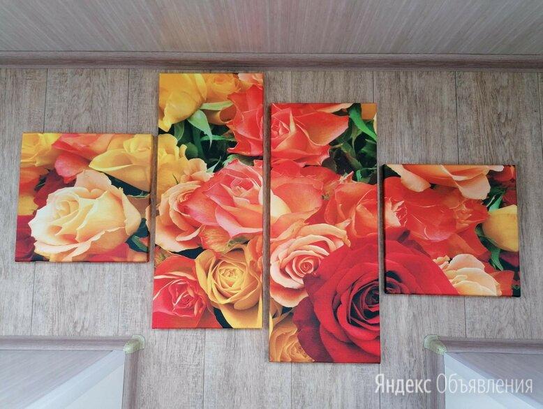 Модульная картина по цене 2000₽ - Картины, постеры, гобелены, панно, фото 0