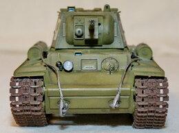 Сборные модели - 1/35 модель огнеметного танка КВ-8 СССР…, 0