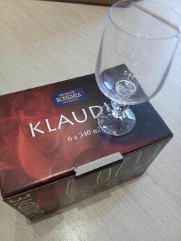 Бокалы и стаканы - бокал для вина Bohemia новые, 0