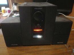Компьютерная акустика - Колонки 2.1 Microlab M-106, 0