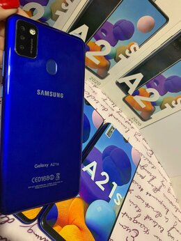 Мобильные телефоны - Samsung Galaxy A21s 64GB, 0