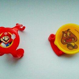 Киндер-сюрприз - Супер Марио Super Mario, игрушки из киндера, 0
