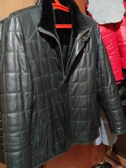 Куртки - Jorg weber кожанная куртка с мехом ягненка, 0