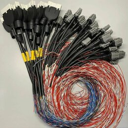 Дизайн, изготовление и реставрация товаров - Производство, обжим, пайка кабеля, разъемов, литьё, 0