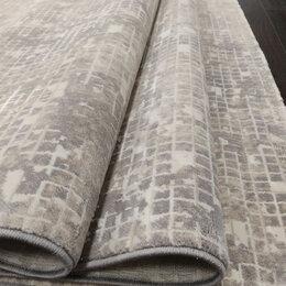 Ковры и ковровые дорожки - Казахстанский прямоугольный ковёр Q790A,Grey/Grey, 0