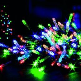Интерьерная подсветка - Гирлянда светодиодная ассортимент LED , 0