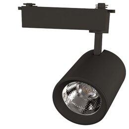 Торшеры и напольные светильники - Трековый светодиодный светильник GTR-40-1-IP20-B 40W чёрный, 0
