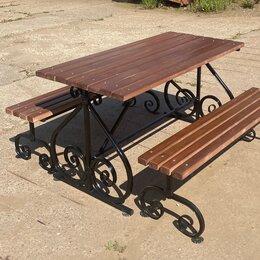 Комплекты садовой мебели - Садовая мебель, садовый комплект, садовый набор, скамейка, лавочка, 0