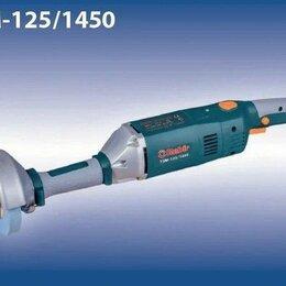 Шлифовальные машины - Машина шлифовальная прямая Rebir TSM125/1450 (Новая), 0