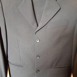 Костюмы - Продам костюм мужской: пиджак, брюки. 48 размер, не ношеный., 0
