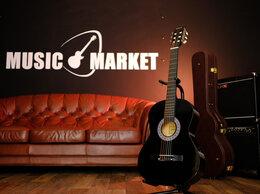 Акустические и классические гитары - Классическая гитара Belucci BC-3805 BK, 0