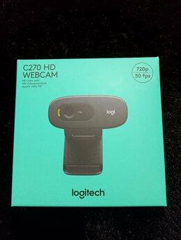 Веб-камеры - Веб-камера logitech c270hd webcam, 0