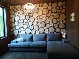 Стеновые панели - Панно фотопанно из дерева из пилов фотофон…, 0