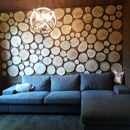 Стеновые панели - Панно фотопанно из дерева из пилов фотофон фотозона декор, 0