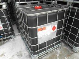 Бочки - Еврокуб б/у 1000 л чистый черный пластик , 0