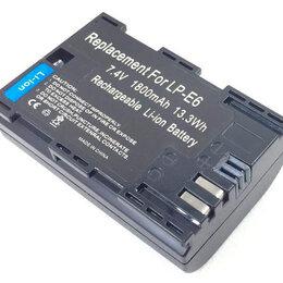 Аккумуляторы и зарядные устройства - Аккумулятор LP-E6 к фотоаппарата Canon EOS 5D…, 0