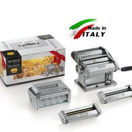 Пельменницы, машинки для пасты и равиоли - Marcato Classic Multipast 150 лапшерезка тестораскатка равиольница спагетница, 0