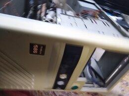 Настольные компьютеры - системник 286, 0