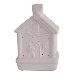 Ночники и декоративные светильники - Светильник настольный керамический белый…, 0