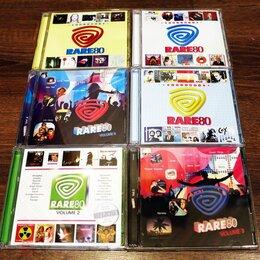 Музыкальные CD и аудиокассеты - va RARE80 v 1-6 (Savage Device Cliff Turner New…, 0