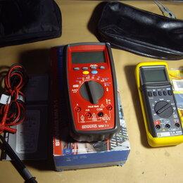 Запчасти к аудио- и видеотехнике - Мультиметры 2 штуки   , 0