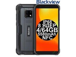 Мобильные телефоны - Новые Blackview BV4900 Pro Black IP68 8ядер 4/64GB, 0