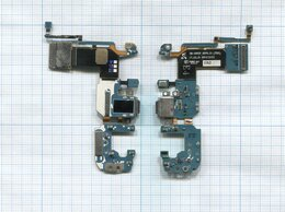 Шлейфы - Шлейф разъема питания для Samsung Galaxy S8 Plus…, 0