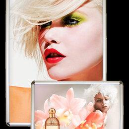 Рекламные конструкции и материалы - Рамка для постера А4, 0