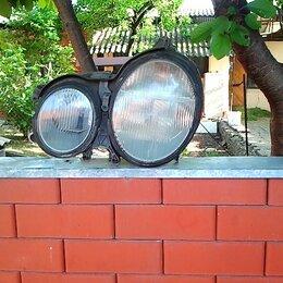 Электрика и свет - Блок-фары на Мерс  очкарик W-210, 0