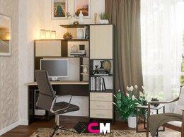 Компьютерные и письменные столы - Стол компьютерный №6, 0