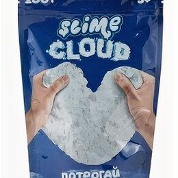 Игрушки-антистресс - Слайм «Slime» Cloud-slime Облачко с ароматом пломбира, 0